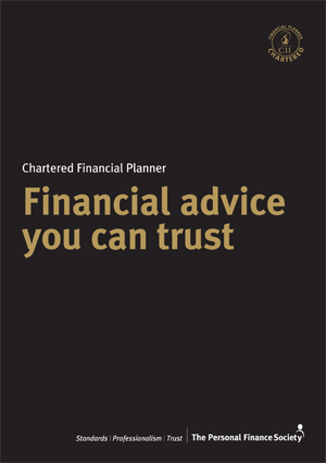 CHARTERED FINANCIAL PLANNER BROCHURE DOWNLOAD